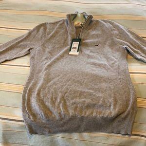 Vineyard Vines Sweater 1/4 zip